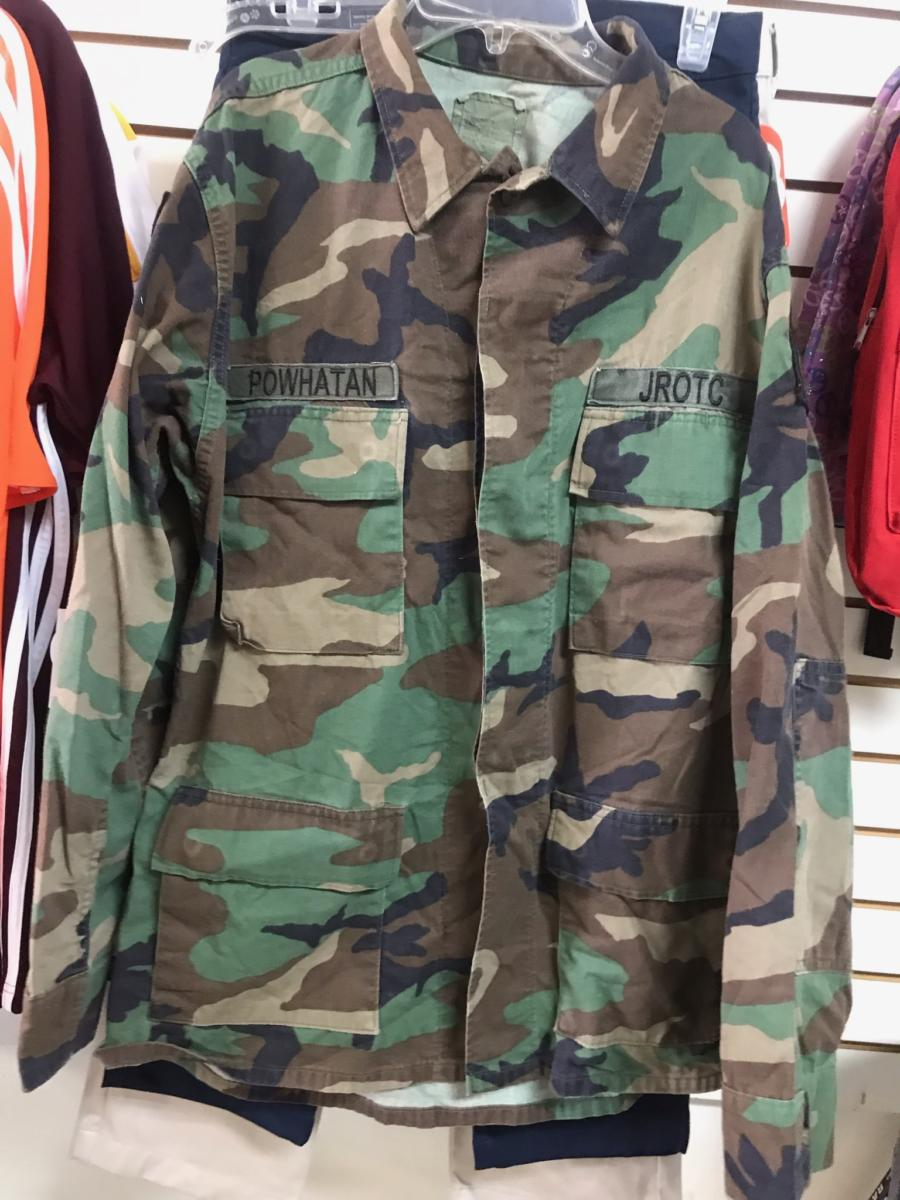 Used Army Jacket